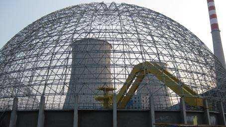 钢结构厂房框架是厂房骨架的主要承重结构.